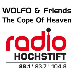GLAVIVA Sounddesign • Wolfo & friends - The Cope Of Heaven • Radio-Hochstift Interview 23-12-2013